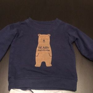 Just One You by Carter's Matching Sets - WINTER OUTFITS, SWEATPANTS AND SWEATSHIRT, 9 MONTH